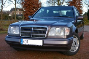 Mercedes W124 200 D