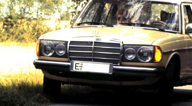 Der Mercedes Benz W123