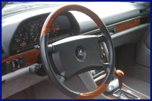 Armaturenträger Mercedes Benz W126 S Klasse