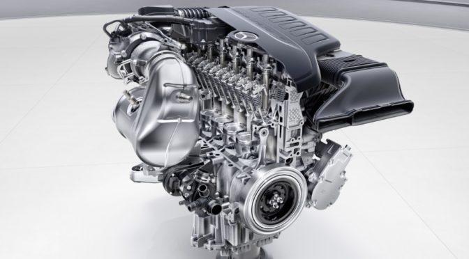 Mercedes baut wieder Reihensechszylinder Motoren M256