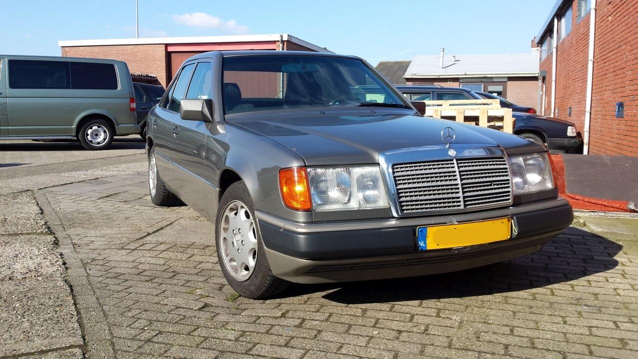 Mercedes Benz W124 250 D Kaufberatung 01