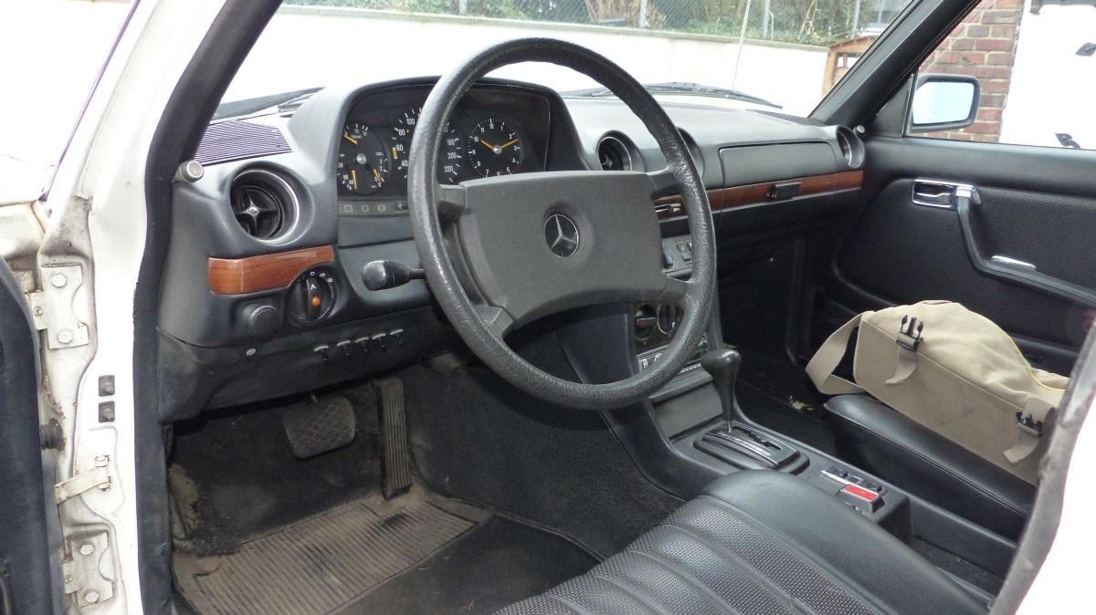 Kaufberatung Mercedes W123 T Modell 280TE