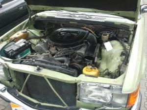 Mercedes Benz M117 450 SE W116