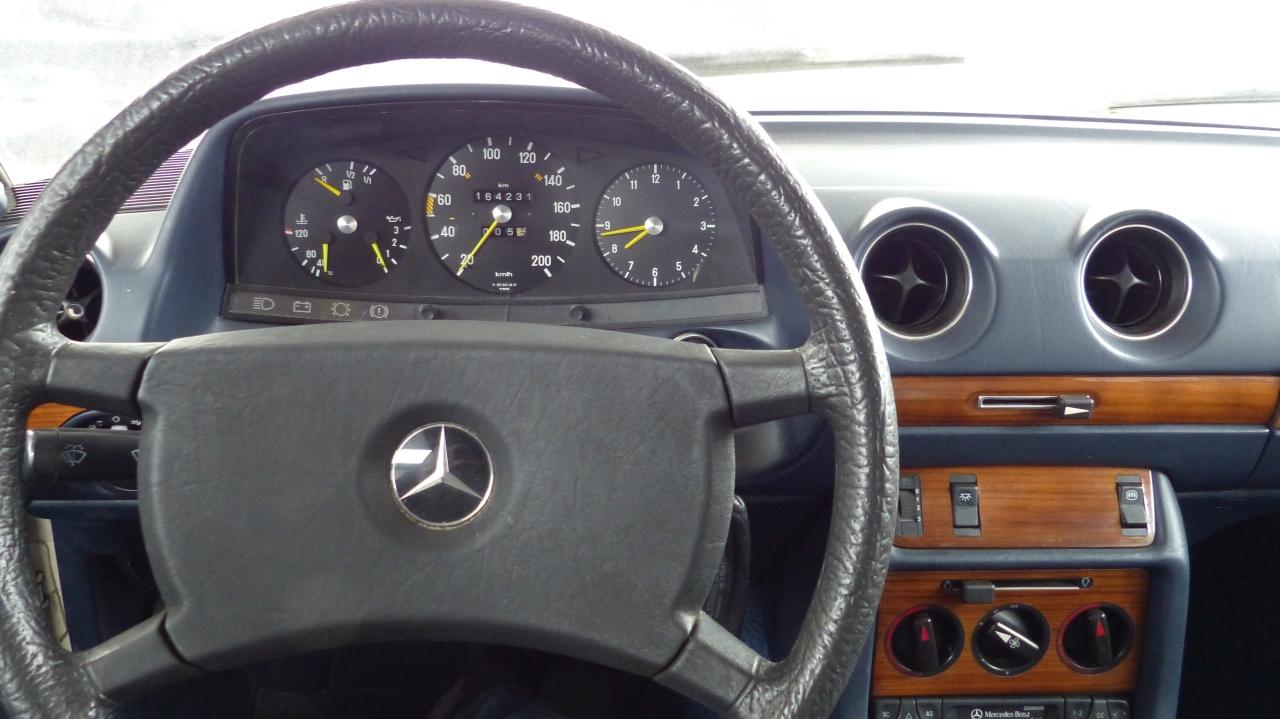 Kaufberatung Mercedes Benz C123 Coupe
