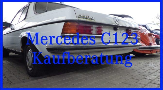 Mercedes Benz C123 Coupe wie es nicht ausehen sollte