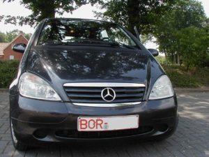 20 Jahre Mercedes A Klasse
