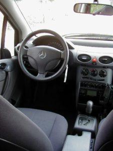 20 Jahre Mercedes A Klasse. A 170 CDI Bj 2000 Automatic, Ausstattung Elegance. APS 20 Navigation