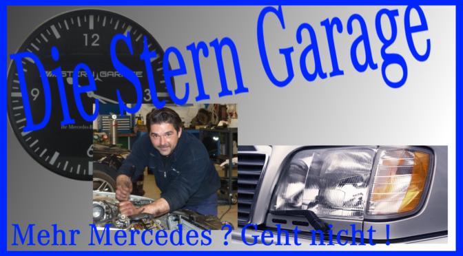 Die Stern Garage Datteln