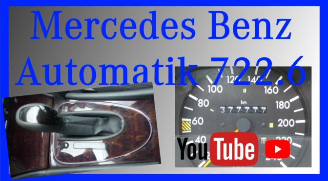 Das Mercedes 5 Gang Automatikgetriebe 722.6
