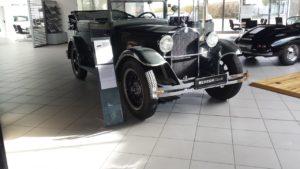 Mercedes SSK Beresa Classic Steinfurt