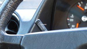 Mercedes Tempomat im S123 TD Turbodiesel