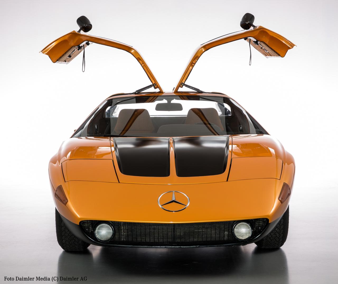 50 Jahre Mercedes C111
